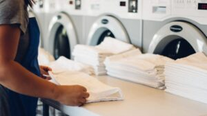Giặt sấy khô quận 7