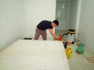 Dịch vụ giặt nệm tại TPHCM - Vệ sinh công nghiệp Việt House