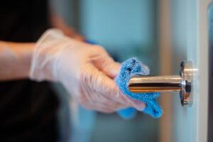 Quy trình khảo sát và báo giá dịch vụ vệ sinh nhà ở sau xây dựng