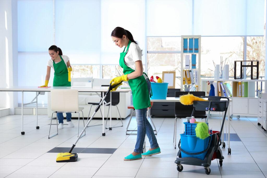 Dịch vụ dọn vệ sinh chung cư chuyên nghiệp