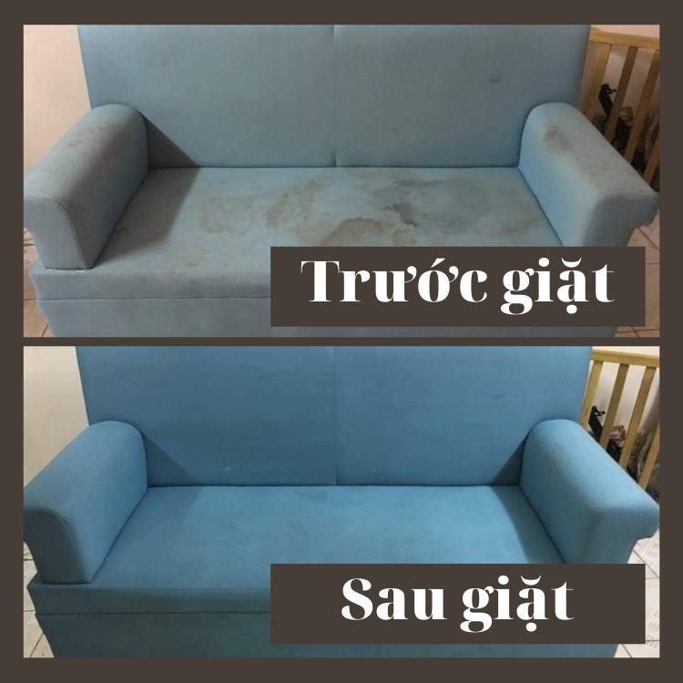 Giá giặt sofa tại nhà